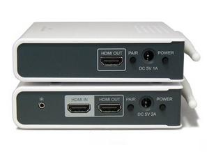 transmetteur video sans fil hdmi compatible canal cgv. Black Bedroom Furniture Sets. Home Design Ideas