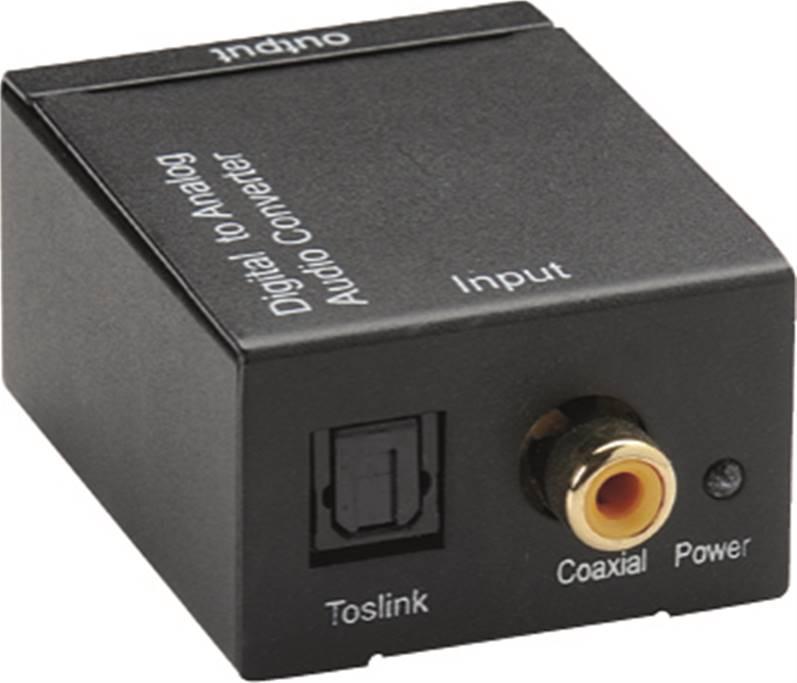convertisseur audio numerique en analogique tosling ou 1. Black Bedroom Furniture Sets. Home Design Ideas